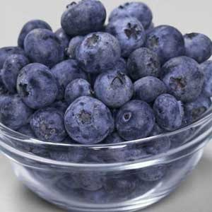 Insane medicine - Anthocyanins give blueberries their color